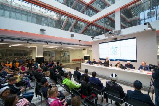 В Казани проходит форум православной молодежи