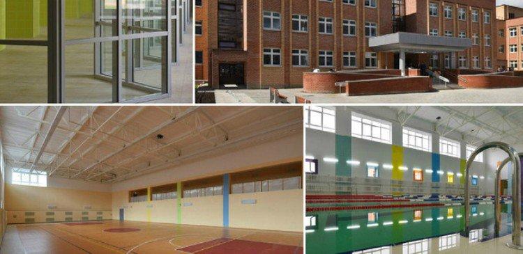Самая большая школа Татарстана