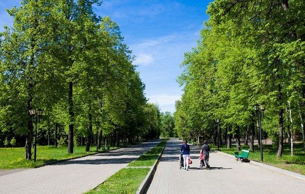 В ближайшие выходные в Казани состоятся «Дни парков и скверов»