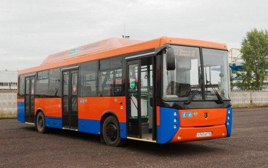 В Набережных Челнах вышли на маршрут автобусы, работающие на газовом топливе