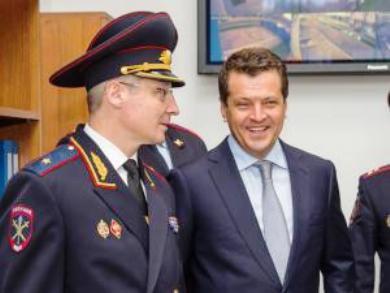 В Казани открылся общественный пункт охраны порядка