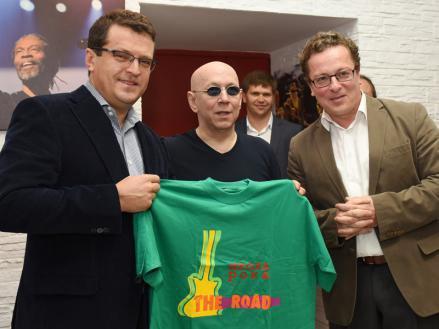 Первая в России рок-школа отпраздновала в Казани своё новоселье