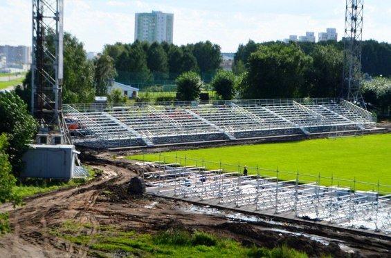 В Набережных Челнах воссоздали футбольную федерацию города