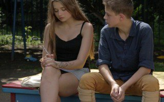 Фильм 14+ - история первой любви смотреть онлайн бесплатно в HD
