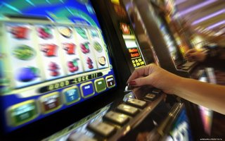 Игровой зал интернет-казино