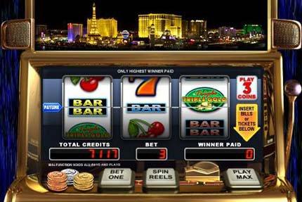 Игровые аппараты в онлайн-казино Вулкан
