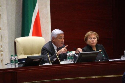 В Татарстане  в первом чтении утвердили бюджет республики