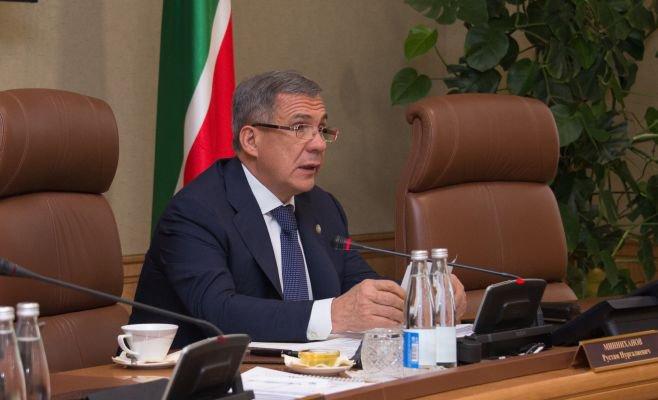 Очередное заседание республиканского Инвестиционного совета провёл Президент Татарстана