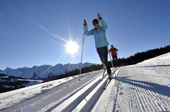 Как надо выбирать беговые лыжи?