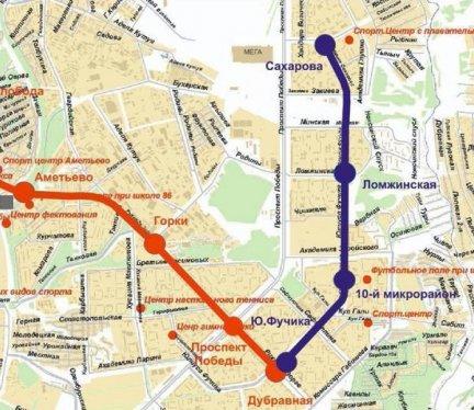 Вторую линию метро обсуждают в Казани