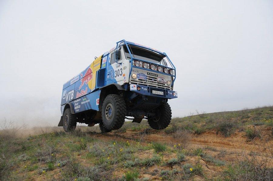 «КАМАЗ-Мастер» представит Российскую Федерацию на ралли «Дакар-2016» в Аргентине