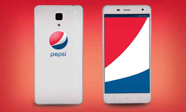 Pepsi Phone � �������� �� ������������� ���������