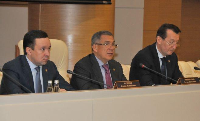 В Татарстане состоялось заседание Антитеррористической комиссии