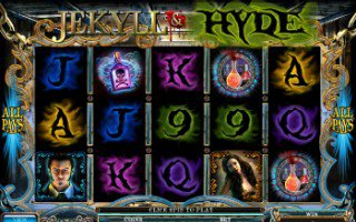 ���� Jekyll and Hyde �� Microgaming