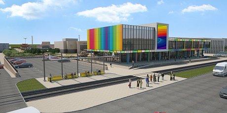 В Набережных Челнах градостроители не разрешили разместить торговый центр на площади ДК «Энергетик»