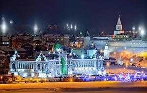 Новогодняя праздничная программа в Казани будет очень необычной