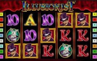Игровой слот Иллюзионист в казино Фараон