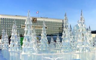 29 декабря в Казани заработает ледовый городок