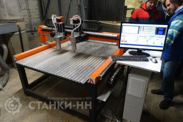 «Станки-НН» — профессиональное фрезерно-гравировальное оборудование по приемлемым ценам
