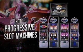 Progressive Slots -  шанс стать миллионером