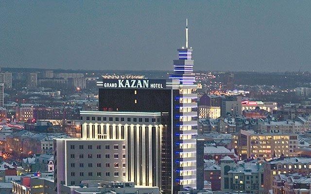 Казань стала одним из наиболее востребованных у туристов городов