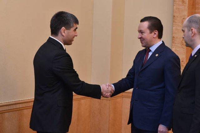 В Татарстане находится с визитом делегация из Туркменистана