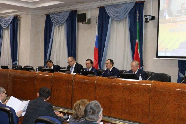 В правительстве Татарстана подвели итоги работы республиканской Госалкогольинспекции