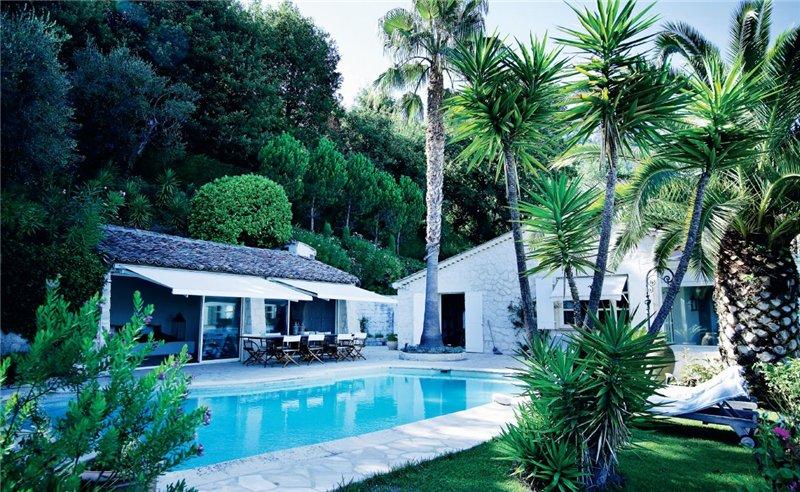 Дом на юге Франции — рай на Лазурном берегу