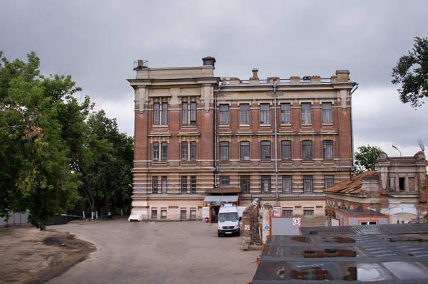 Шамовская больница будет сдана в эксплуатацию в следующем году