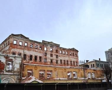 Казанский квартал особняков на Рахматуллина может не дождаться реконструкции