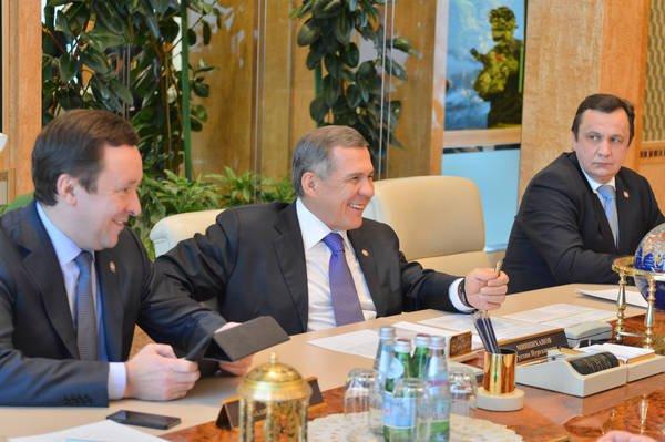 Между Ростехнадзором и Республикой Татарстан подписано соглашение о сотрудничестве
