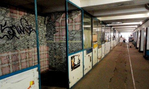 Торговые площади в подземных переходах Набережных Челнов выставят на аукцион