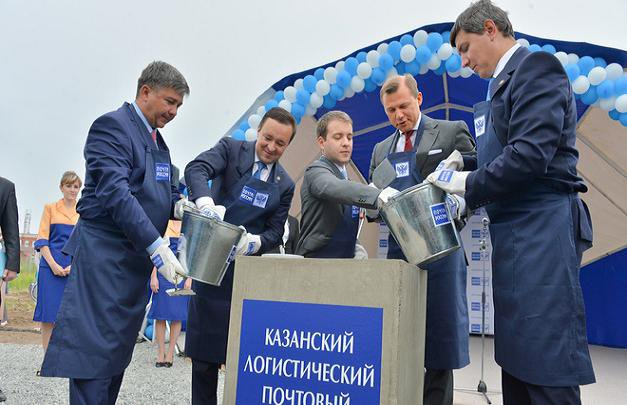 Назван срок сдачи распределительного центра «Почты России» под Казанью