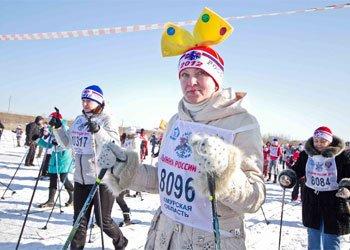 «Лыжню России-2016» поддержат 170 тысяч жителей Татарстана