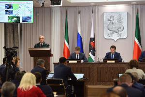 Деятельность тринадцати казанских предприятий приостановлена из-за нарушений воздухоохранного законодательства