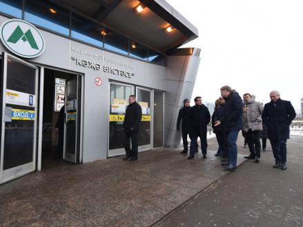 В шести подземных переходах Казани разрешат открыть объекты мелкорозничной торговли
