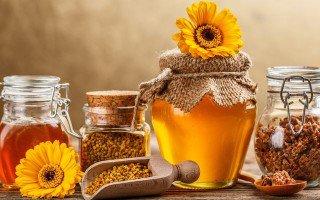 Льняное масло и мёд в Екатеринбурге