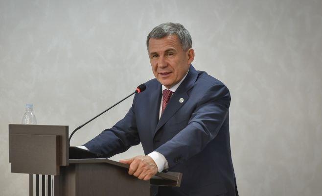 В Татарстане состоялась торжественная презентация комплекса «Аммоний»