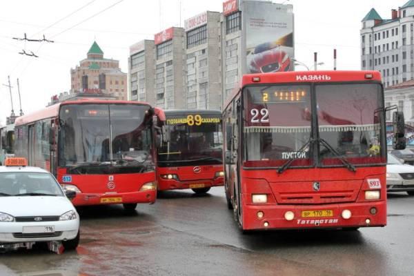 Казанские перевозчики рапортуют о 400 млн убытках