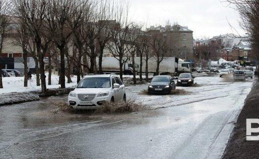 Половодье может подтопить  220 населенных пунктов Татарстана