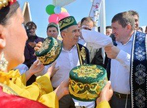 В Татарстан прибыла делегация Волгоградской области