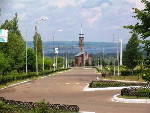 Глава Камских Полянах рассказал о достижениях поселка в канун его 35- летия