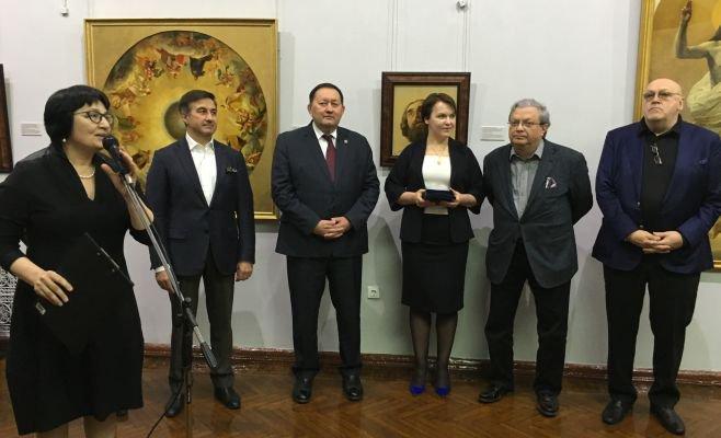 Филиал Русского музея открылся в Казани