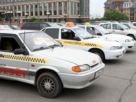 Казанский таксомоторный бизнес продолжает демонстрировать положительную динамику