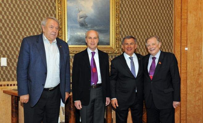 Представители научного совета фонда «Сколково» заинтересовались сотрудничеством с татарстанскими компаниями