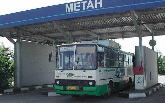 К 2020 году около 50% казанского общественного транспорта будет работать на газе