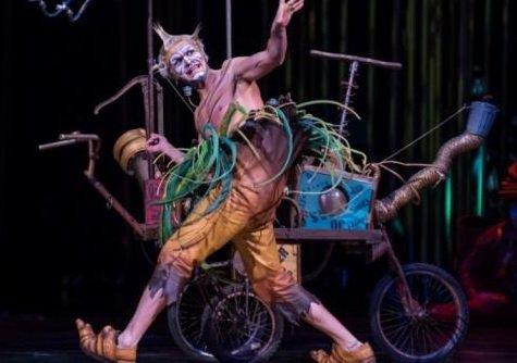 �������� ����� Cirque du Soleil ���������� � ������ ��������