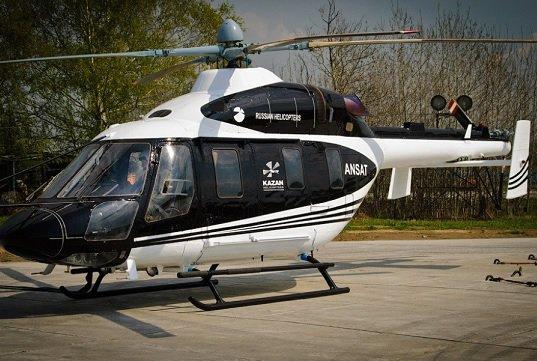 «Вертолеты России» примут участие в«Фарнборо-2016»