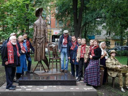 ВКазани состоялось открытие «Аксенов-феста-2016»