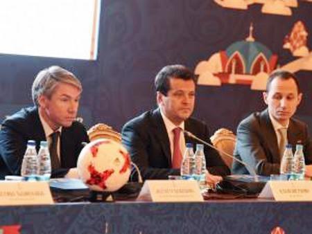 И. Метшин принял участие в заседании национальных ассоциаций Кубка Конфедераций